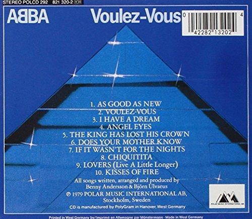 Bild 2: Abba, Voulez-vous (1979; 10 tracks)