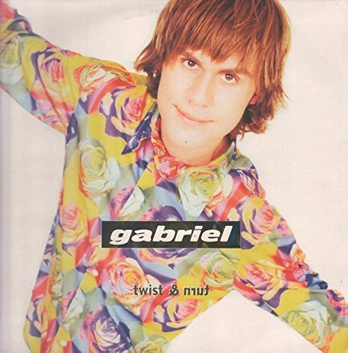 Bild 1: Gabriel, Twist & turn (1996)