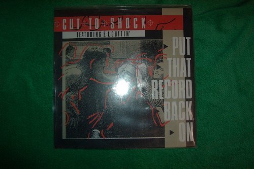 Bild 1: Cut to Shock, Put that record back on (feat. E.F. Cuttin')