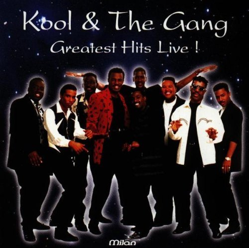 Bild 1: Kool & the Gang, Greatest hits-Live