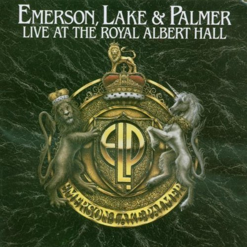 Bild 1: Emerson Lake & Palmer, Live at the Royal Albert Hall (1993)