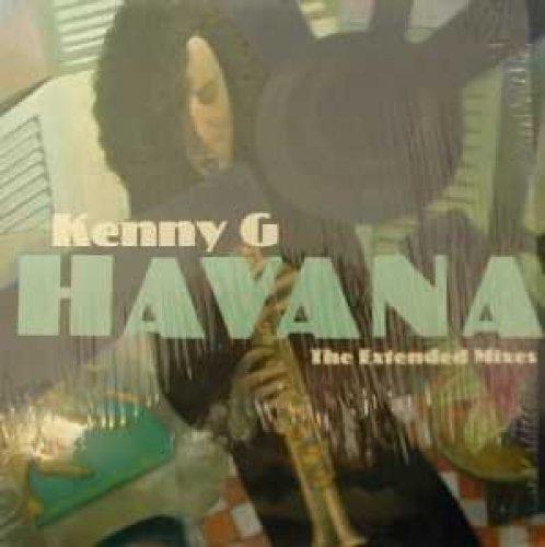 Bild 1: Kenny G, Havana-The Ext. Mixes (1997)