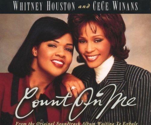 Bild 1: Whitney Houston, Count on me (1996, & Cece Winans)