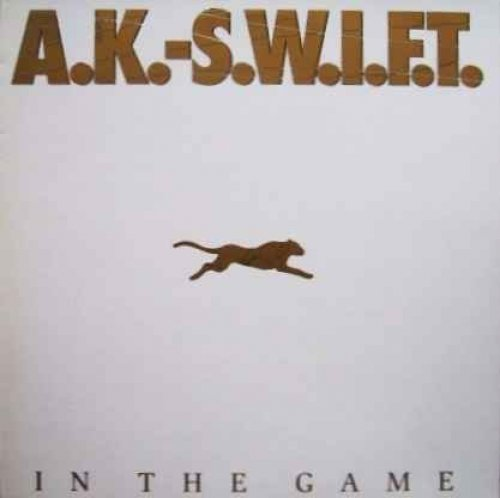 Bild 1: A.K.-S.W.I.F.T., In the game (1997, feat. Will Williams)