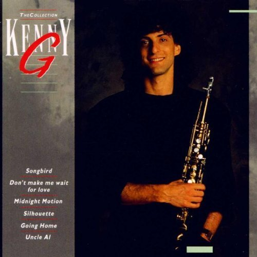 Bild 1: Kenny G, Collection (1990; 14 tracks)