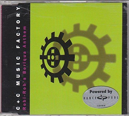 Bild 1: C & C Music Factory, Robi-Rob's boriqua anthem (1995)