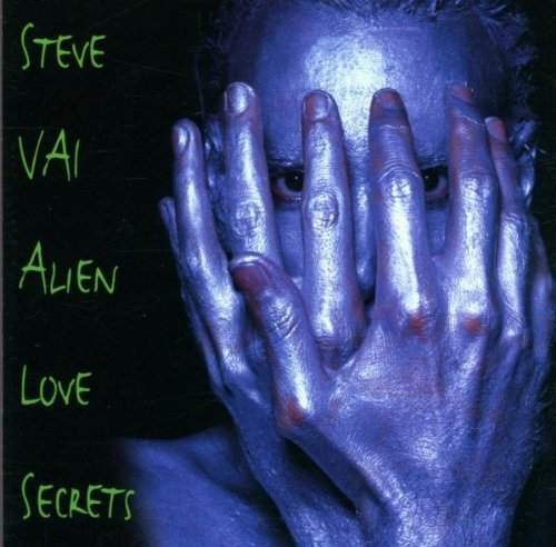 Bild 2: Steve Vai, Alien love secrets (1995)