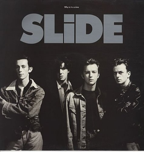 Bild 1: Slide, Why is it a crime (1989)
