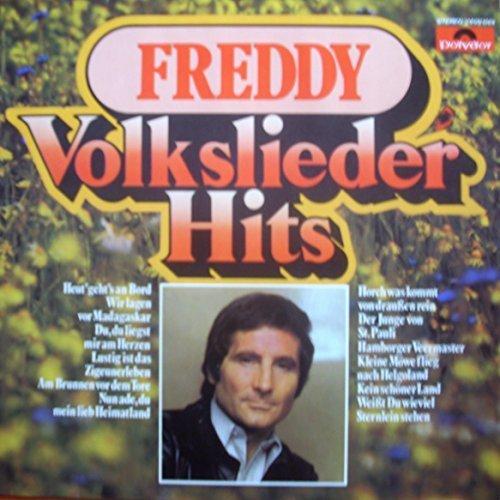 Фото 1: Freddy Quinn, Volkslieder Hits