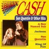 Johnny Cash, San Quentin & other hits (16 tracks)