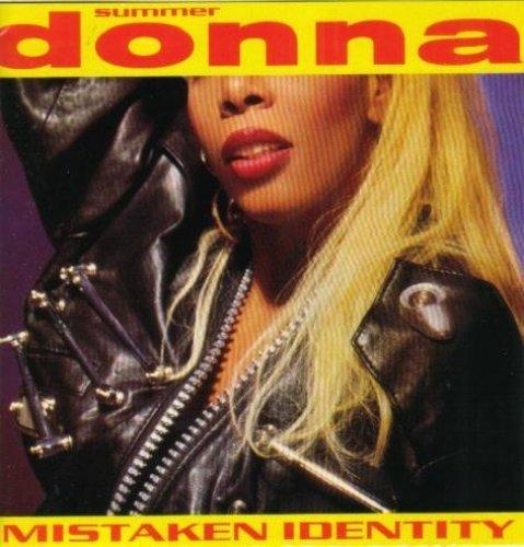 Bild 1: Donna Summer, Mistaken identity (1991)