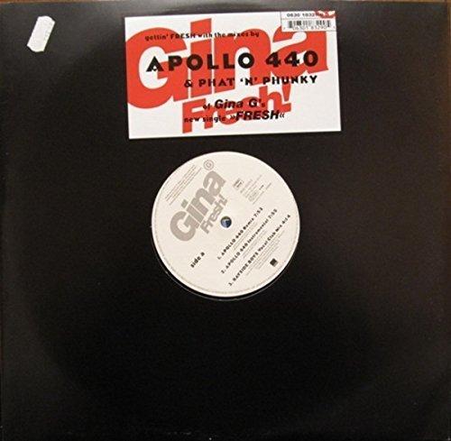 Bild 1: Gina G, Fresh (Apollo 440 Remix, 5 versions, 1997)