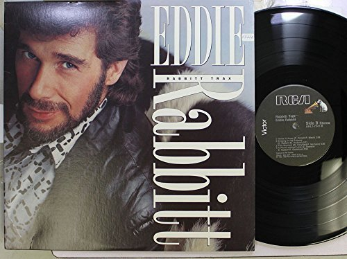 Bild 1: Eddie Rabbitt, Rabbitt trax (1985/86)