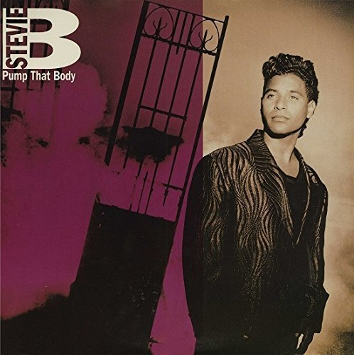 Bild 2: Stevie B., Pump that body (6 versions, 1992)