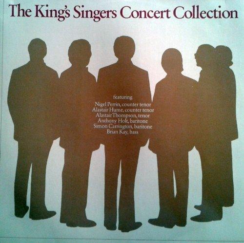 Bild 1: King's Singers, Concert collection (1976)