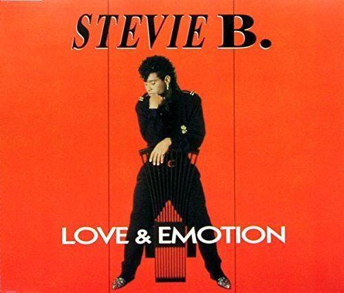 Bild 1: Stevie B., Love & emotion (4 versions)