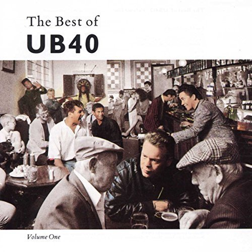 Bild 1: UB 40, Best of 1 (1987)
