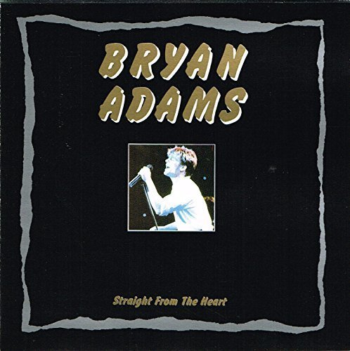 Bild 1: Bryan Adams, Straight from the heart (live)