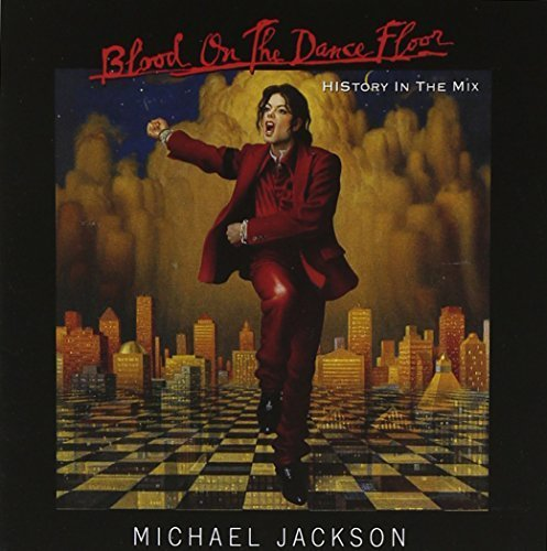 Фото 1: Michael Jackson, Blood on the dancefloor-History in the mix