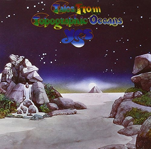 Bild 1: Yes, Tales from topographic oceans (1973)