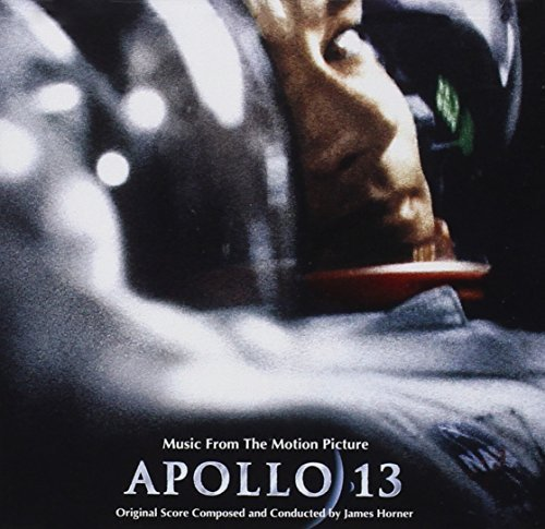 Bild 1: Apollo 13 (1995), James Horner, James Brown, Jefferson Airplane, Who, Jimmy Hendrix..