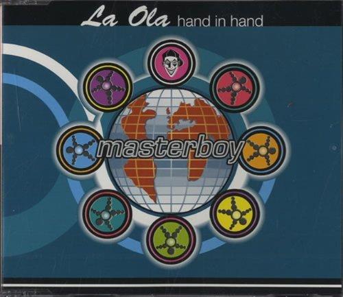 Bild 1: Masterboy, La ola hand in hand/Set me free (2 versions each, 1997)