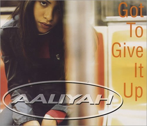 Bild 1: Aaliyah, Got to give it up (1996)