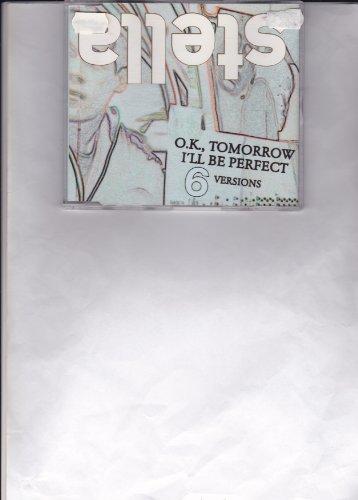 Bild 1: Stella, OK, tomorrow I'll be perfect (1999, #0235383)
