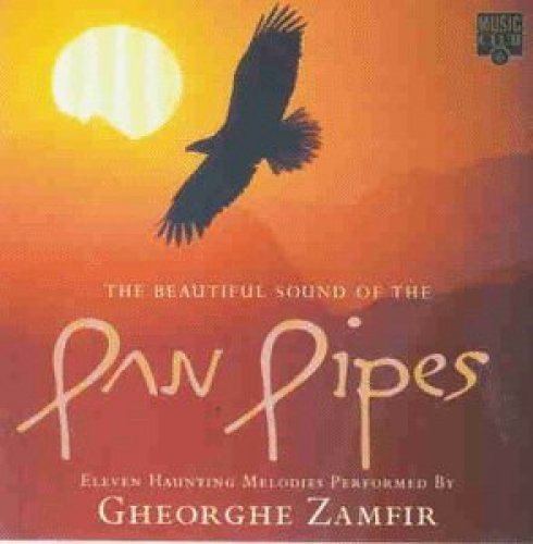 Bild 1: Gheorghe Zamfir, Beautiful sounds of the pan pipes