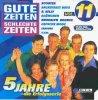 Gute Zeiten, Schlechte Zeiten (1997), 11:Scooter, Backstreet boys, R. Kelly, Blümchen, Depeche Mode..