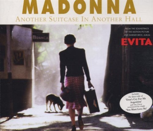 Bild 1: Madonna, Another suitcase in another hall (1997)