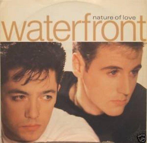 Bild 1: Waterfront, Nature of love (1988)