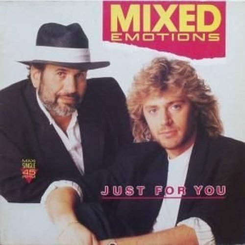 Bild 1: Mixed Emotions, Just for you (1988)