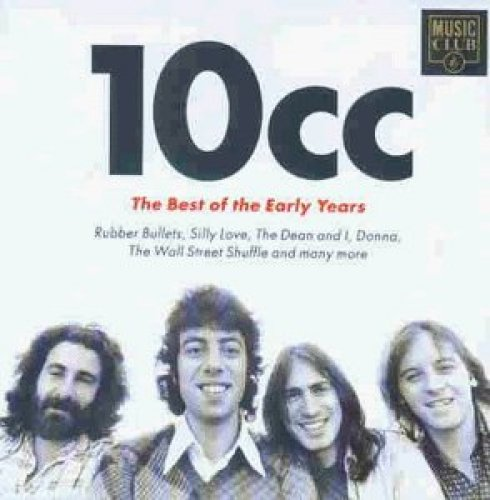 Bild 1: 10CC, Best of the early years