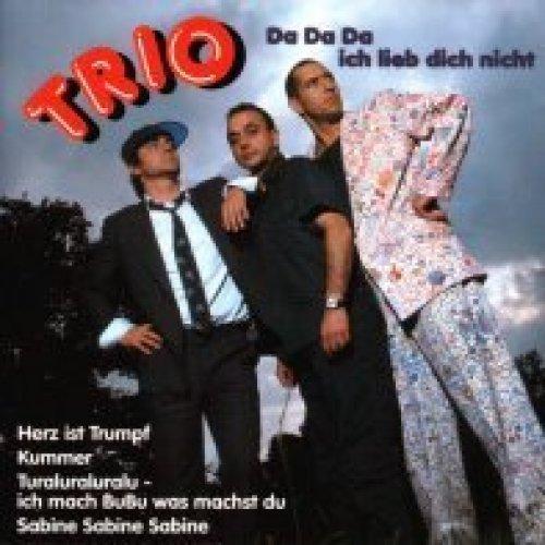 Bild 1: Trio, Da da da ich lieb dich nicht (16 tracks, 1981/1983)