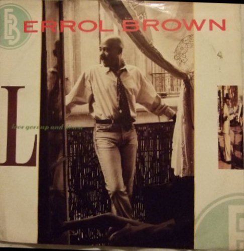 Bild 1: Errol Brown, Love goes up and down (1989)