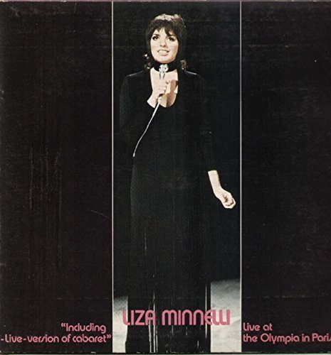 Bild 1: Liza Minnelli, Live at the Olympia in Paris