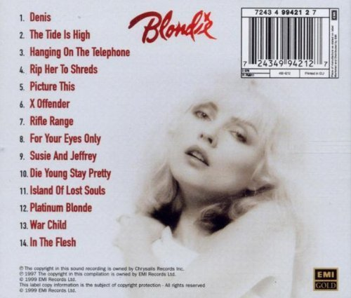 Bild 4: Blondie, Essential collection