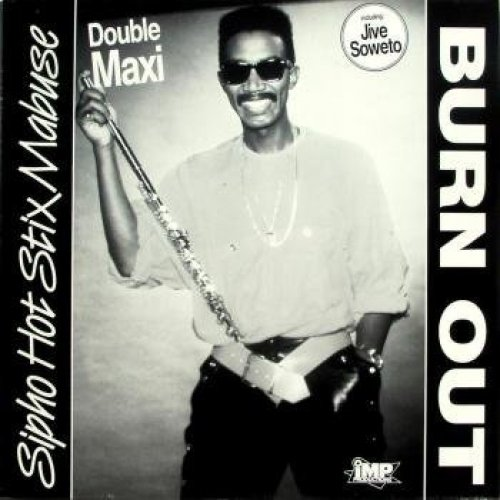 Bild 1: Sipho Mabuse, Burn out (1984/85)