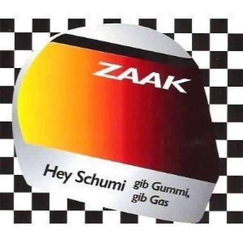 Bild 1: Zaak, Hey Schumi, gib Gummi (1995)