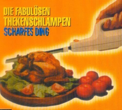 Bild 1: Die fabulösen Thekenschlampen, Scharfes Ding (1995)
