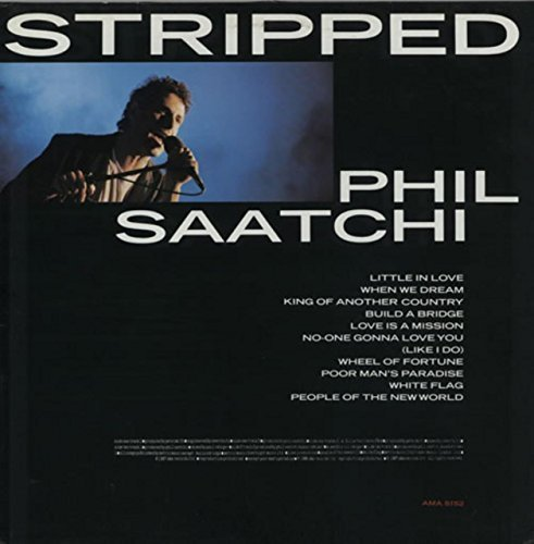 Bild 1: Phil Saatchi, Stripped (1987)