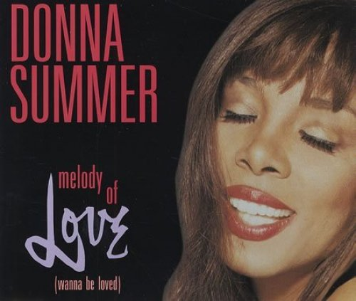 Bild 1: Donna Summer, Melody of love (1994)
