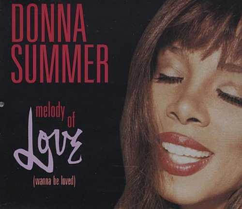 Bild 2: Donna Summer, Melody of love (1994)