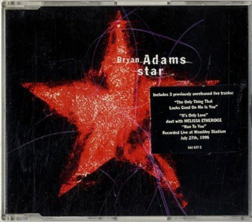 Bild 1: Bryan Adams, Star (1996, #5820272)