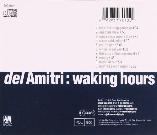 Bild 3: Del Amitri, Waking hours (1990)