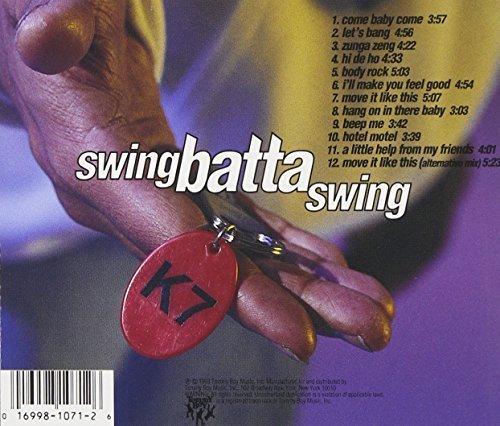 Bild 2: K7, Swing batta swing (1993)