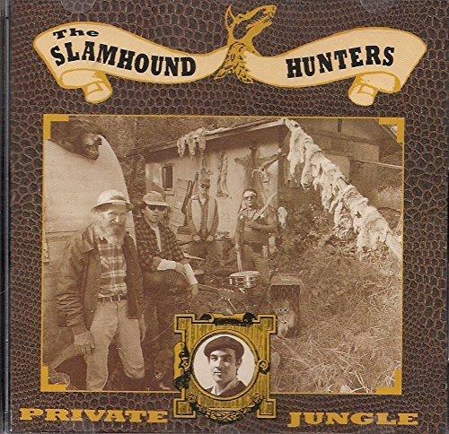 Bild 1: Slamhound Hunters, Private jungle (1992, F)