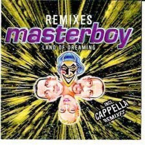 Bild 1: Masterboy, Land of dreaming-Remixes (1996)