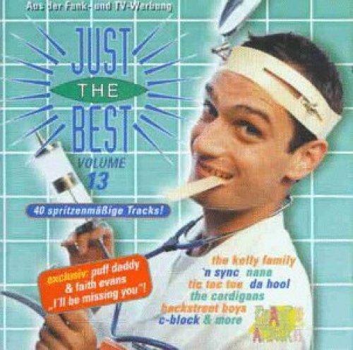 Bild 1: Just the Best 13 (1997), Puff Daddy feat. Faith Evans & 112, Da Hool, Scooter, Armand van Helden, Ultra Naté, Tic Tac Toe, Freundeskreis, Oasis..